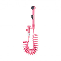 Submarine toilet companion spray gun set Pink