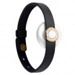Amazfit Li An Xin Buckle Leather Wristband Gold/Black