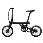 Xiaomi MiJia QiCycle Folding Electric Bike Black
