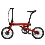 MiJia QiCycle Folding Electric Bike Red