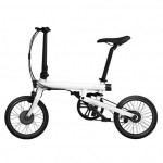 Xiaomi MiJia QiCycle Folding Electric Bike White