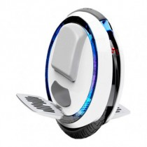 Ninebot One E Plus Electric Unicycle White/Gray