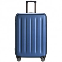 "RunMi 90 Points Trolley Suitcase 28"" Blue Aurora"