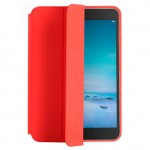 Xiaomi Mi Pad 2 Smart Flip Protective Case Red