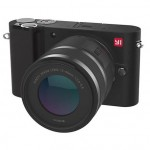 Xiaomi Yi M1 Mirrorless Digital Camera Zoom Lens Chinese Version Black