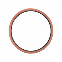 YunBike C1 Bicycle Tire Orange
