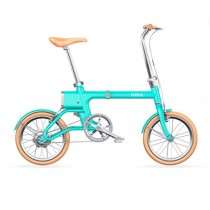 Xiaomi Yunbike UMA Mini Foldable Bicycle Blue