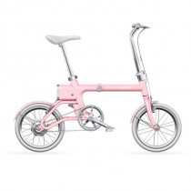 Xiaomi Yunbike UMA Mini Foldable Bicycle Pink