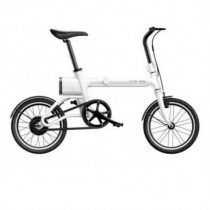 Xiaomi Yunbike UMA Mini Foldable Bicycle White