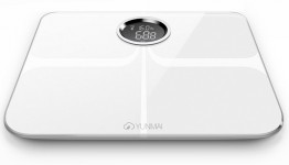 Yunmai Premium Smart Scales White