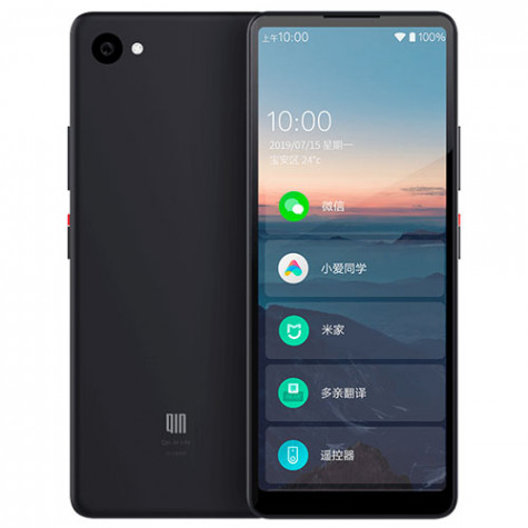 Xiaomi QIN 2 AI 4G Phone Black