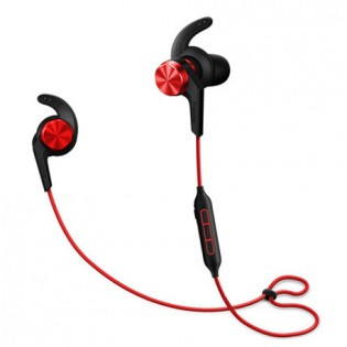1More iBFree Bluetooth In-Ear Headphones Red