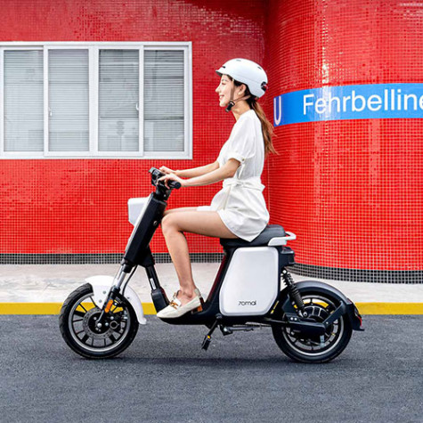 70mai Smart Electric Scooter Yellow