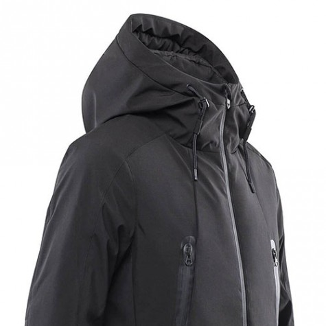 90 GO FUN Temperature Control Down Jacket Black (M)