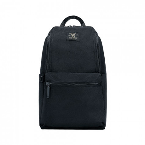 90FUN Waterproof Backpack Black