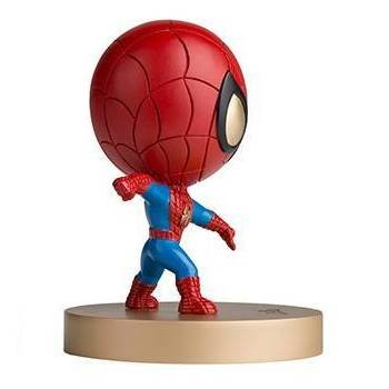 "Copper Master ""Avengers"" series Copper Figure Toy Doll Spider-Man"