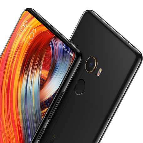Xiaomi Mi MIX 2 8GB/128GB Dual SIM Unibody Ceramic Black