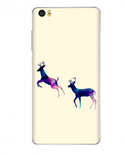 Xiaomi Mi Note Vinyl Sticker Back Cover Movies