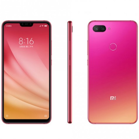 Xiaomi Mi 8 Lite 6/128GB Twilight Gold