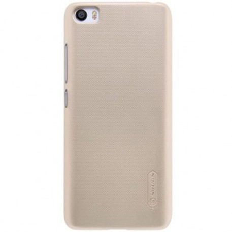 NILLKIN Frosted Shield Case for Xiaomi Mi5 Gold
