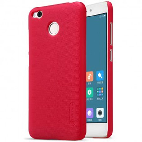 Nillkin Frosted Shield Case for Xiaomi Redmi 4X Red
