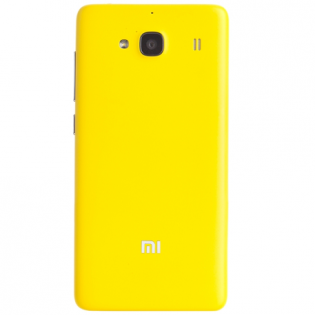 Xiaomi Redmi 2 / 2A Back Cover Yellow