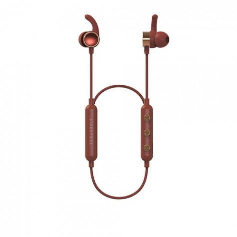 Liberfeel Bluetooth Earphones Red