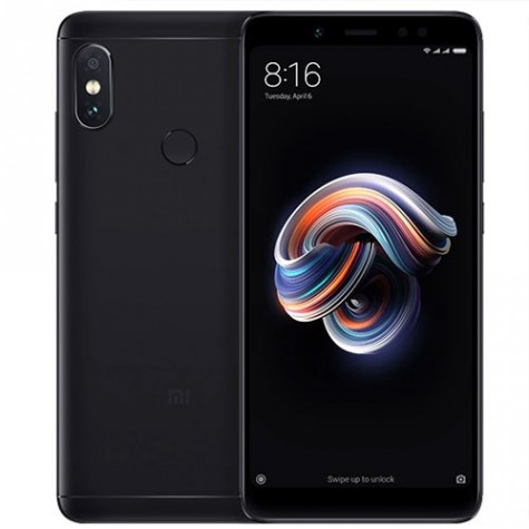 Xiaomi Redmi Note 5 AI 4GB/64GB Black
