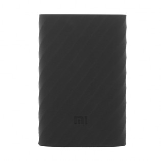 Xiaomi Mi Power Bank 10000mAh Silicone Protective Case Black