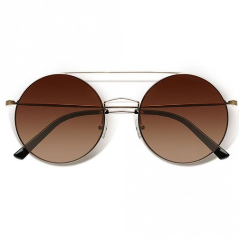 TS Turok Steinhardt Sunglasses SM008-0309 Brown