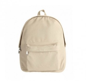 Xiaomi New College Style Canvas Backpack Khaki