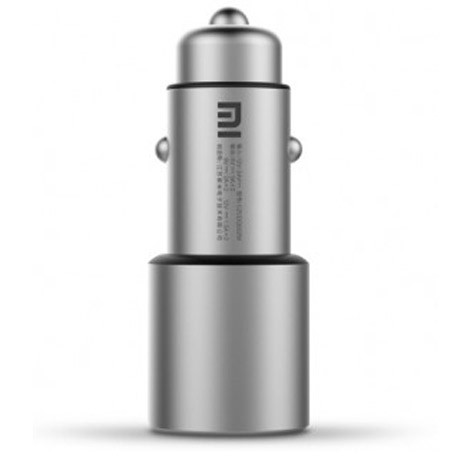 Xiaomi Car Quick Charger 3.0 Silver