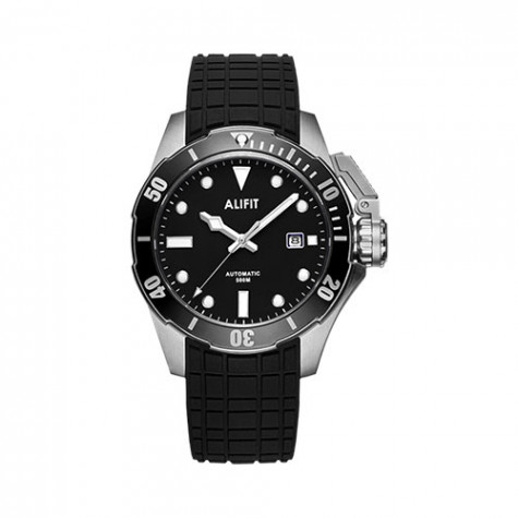 ALIFIT mechanical watch Black