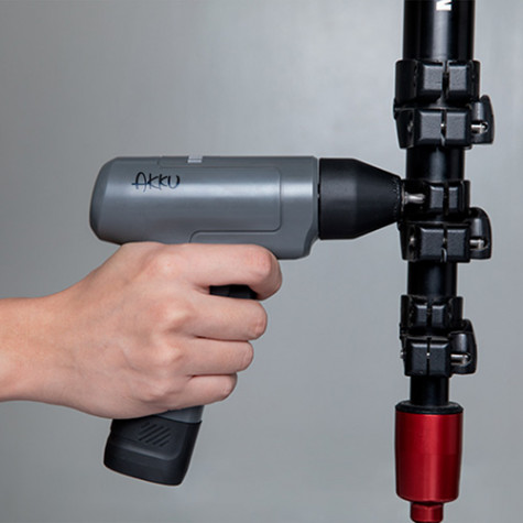 AKKU brushless two-speed multi-function lithium drill
