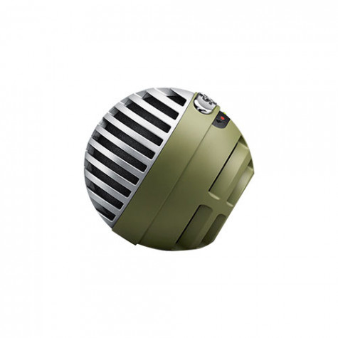 Shure MV5 Microphone Green