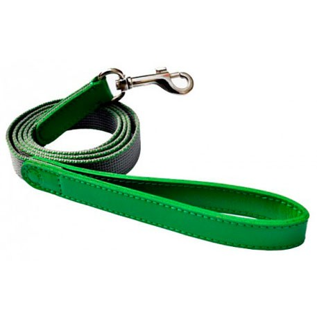 Dog Strip 52cm-59cm x 2.5cm Green