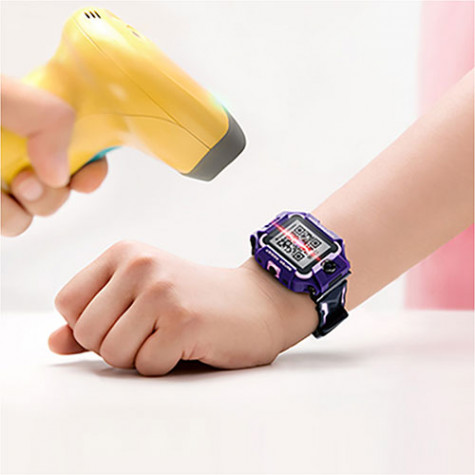 Little Genius Phone Watch Z6 Purple