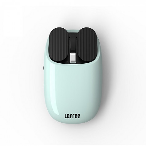 Lofree Bluetooth Mouse Mint