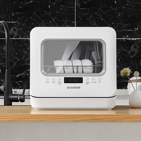 Ocooker Desktop Dishwasher