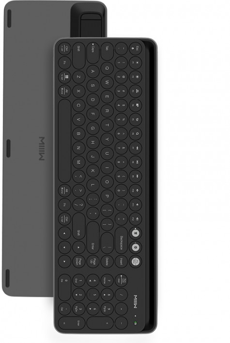 Miwu Bluetooth Keyboard Black