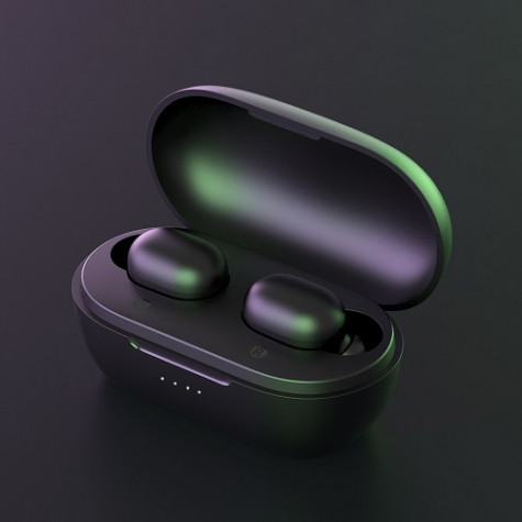 Haylou GT1 PRO TWS Bluetooth Earbuds Black