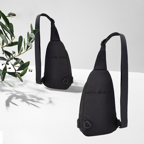 Pelliot Shoulder Bag Black