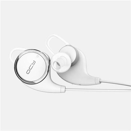 QCY QY8 Wireless Bluetooth In-Ear Headphones White