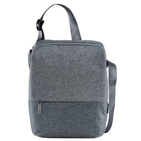 RunMi 90 Points GOFUN Urban Simple Messenger Bag Light Gray