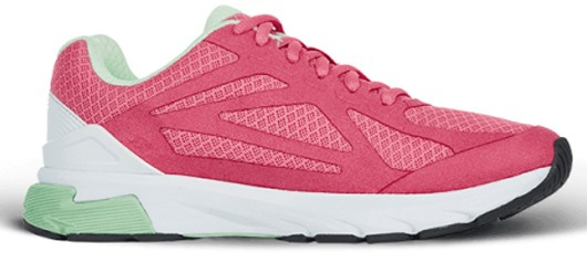 RunMi 90 Points Women`s Ultra Smart Running Shoes Pink Size 39