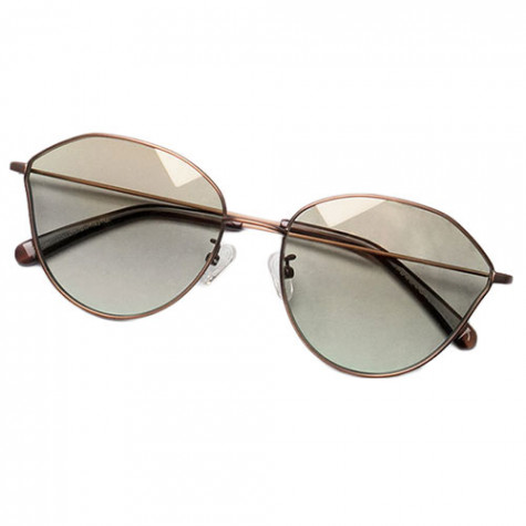 Xiaomi TS Fashion Sunglasses Cat Eye Shape Brown