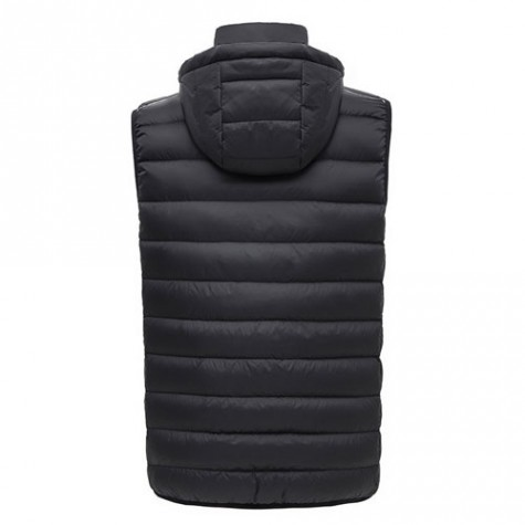 Uleemark Down Sweater Vest XL Black