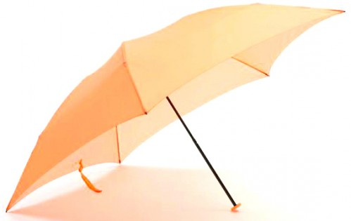 Umbracella Ultra-Light Umbrella Orange
