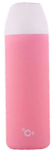 KissKissFish CC Thermo Cup 525ml Pink