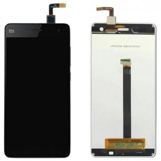 Xiaomi Mi 4 Touchscreen + LCD Black